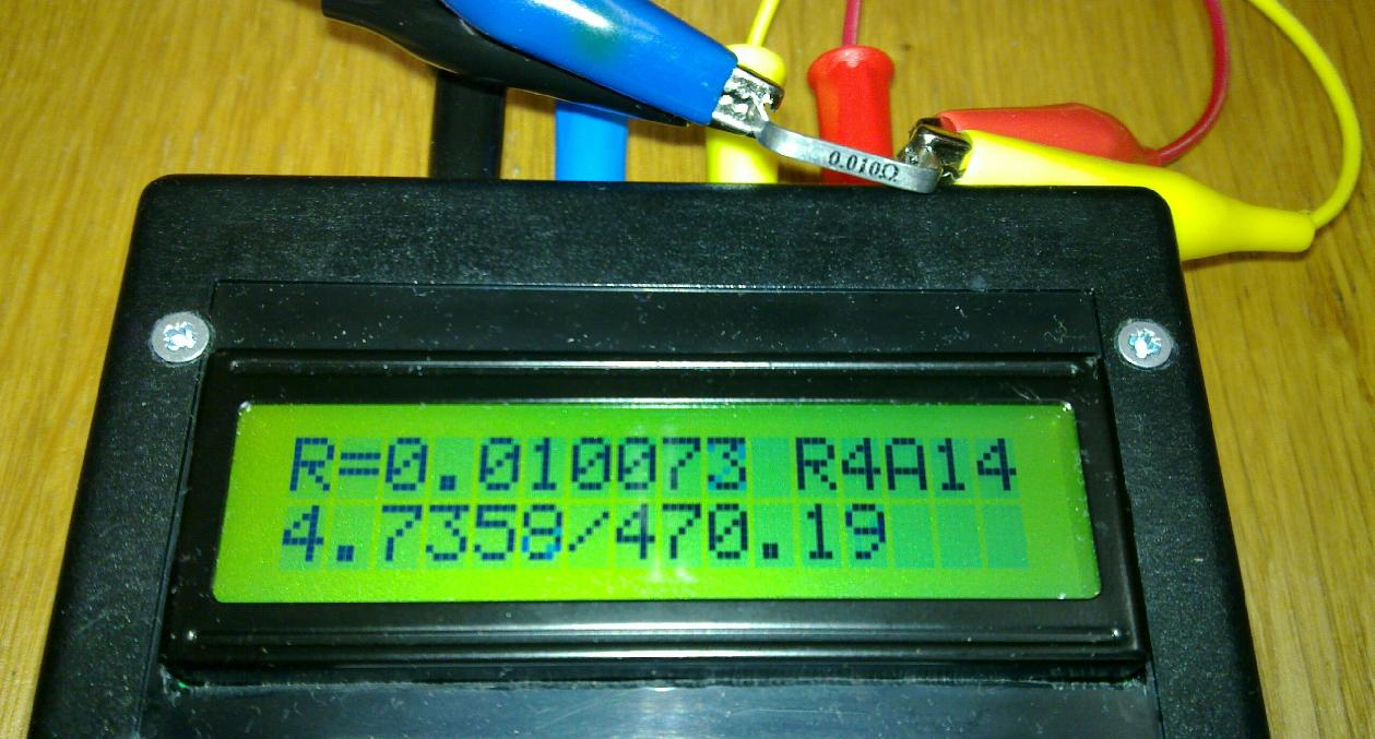 Build At Home An Accurate Low Cost Capacitance Meter