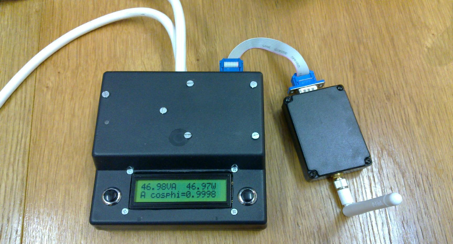 Open Source Digital Wattmeter And Power Factor Meter With A Data Logger Circuit Diagram Scope Plot Analyzer