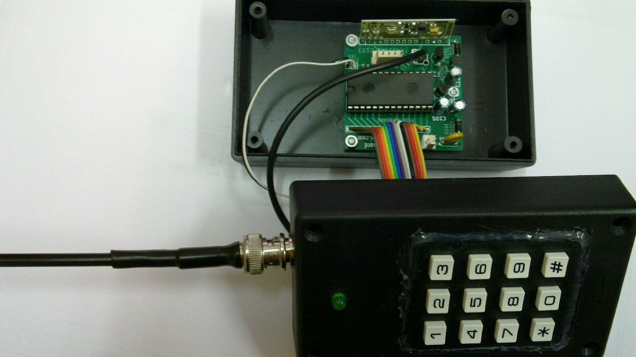 Wireless Electronic Code Lock Based On Lpc1114fn28 Arm Cortex M0 Embedded Systems Blog Pic Microcontroller Step Motor Sx23 1012d Microconcz Connected Via A Coupling Hucocom To Locking Cylinder The Is Now Obsolete 1414d